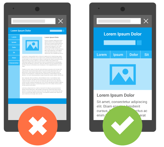 mobie-vs-responsive-website