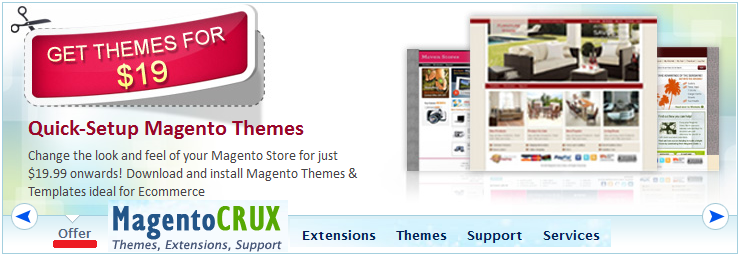 Magento Themes & Layouts